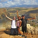 Arbel - with siblings